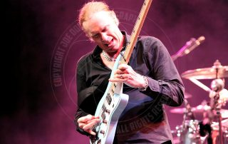Billy Sheehan with the Winery Dogs