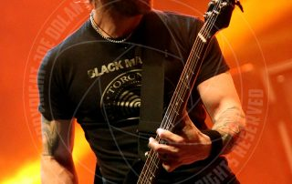 Brian Marshall with Alter Bridge