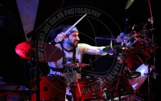 Brian Tichy of SUN session/tour drummer