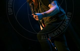 Dave Sabo with Skid Row