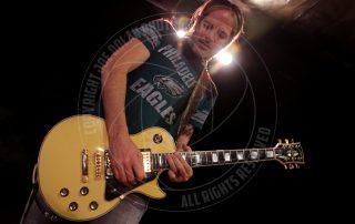Doug Aldrich of Burning Rain / Whitesnake