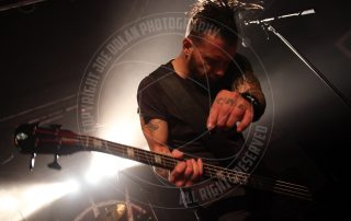 Jason Christopher with Prong