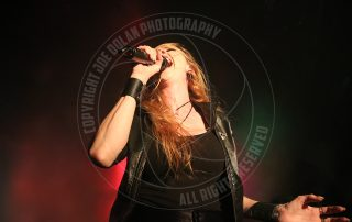 Jill Janus with Starbreakers