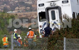 Metrolink/Chatsworth Train Collision