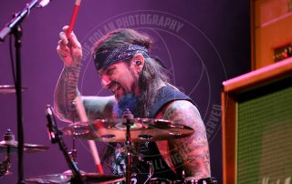 Mike Portnoy former Dream Theater with the Winery Dogs