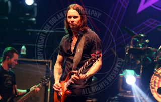 Myles Kennedy with Alter Bridge