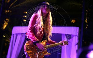 Orianthi former Michael Jackson/Alice Cooper with RSO