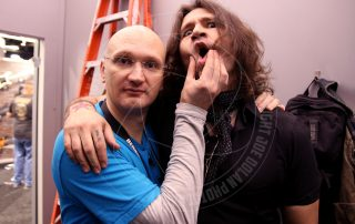 Phil X of The Drills/Bon Jovi