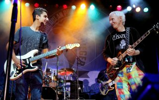 Ray Goren with Robby Krieger