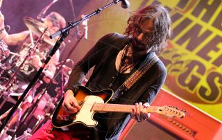 Richie Kotzen with the Winery Dogs