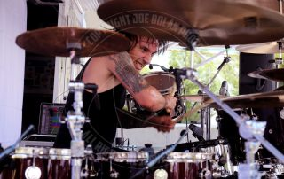 Roy Mayorga of Stone Sour