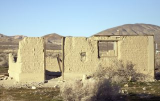 A Home That Once Was - High Desert of CA