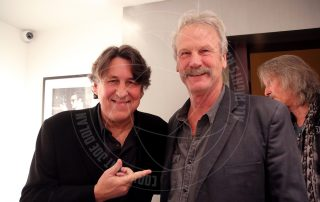 Cameron Crowe and Peter Blachley