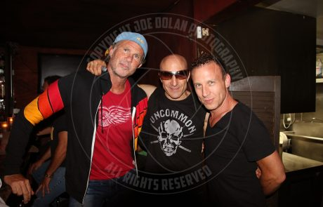 chad smith - kenny aronoff - stephen perkins