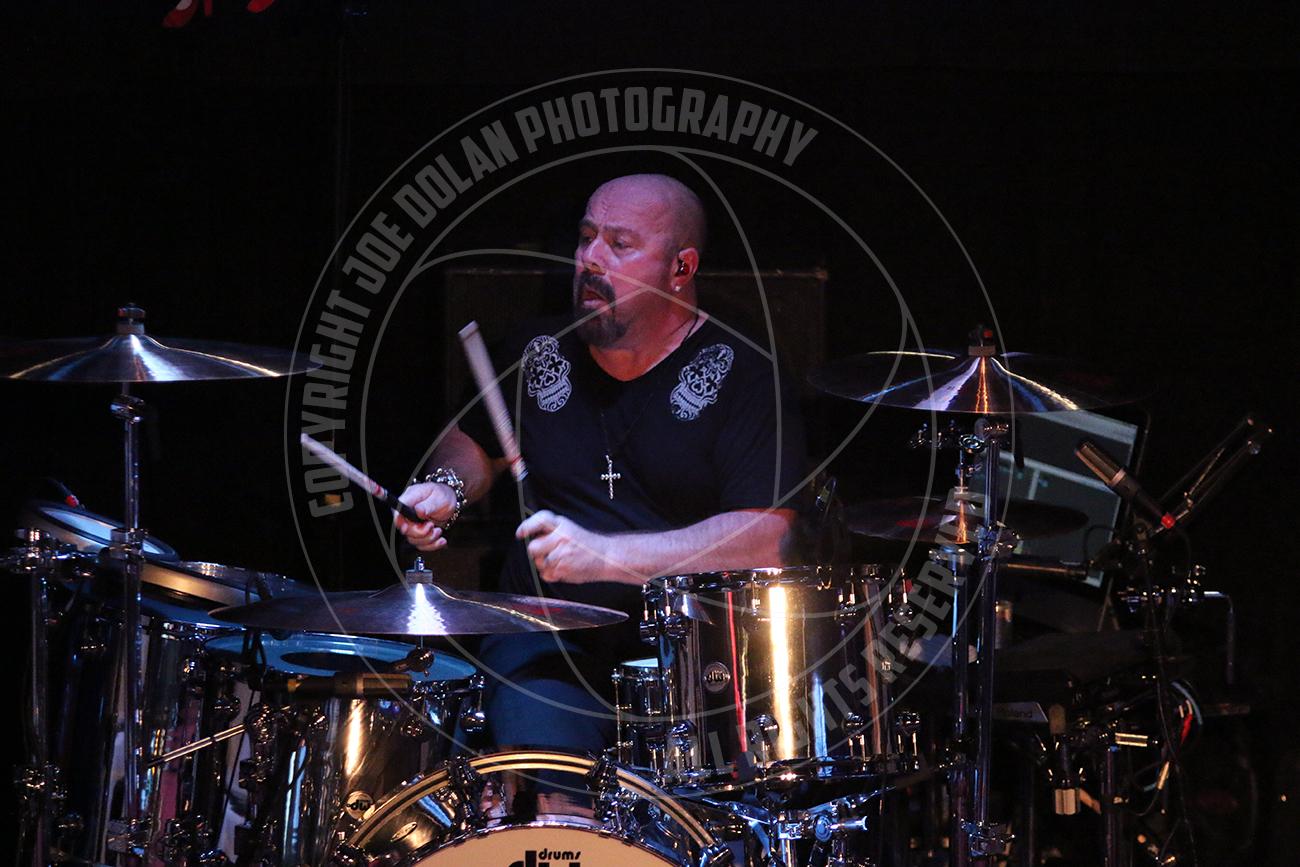 Music - Jason Bonham - Joe Dolan Photography