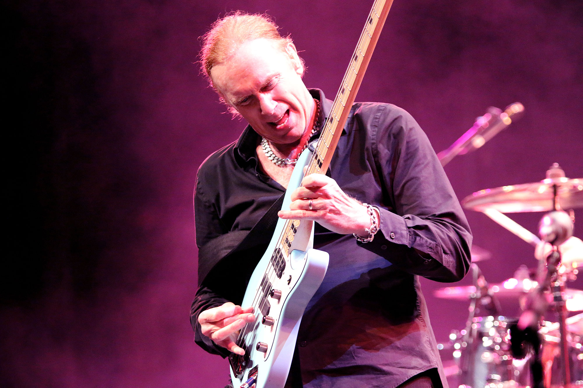 Concert Photography - Billy Sheehan