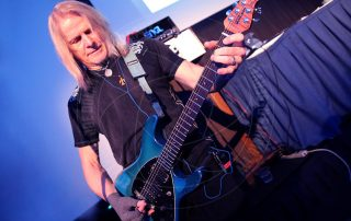 Steve Morse of the Dixie Dreggs