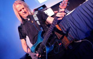 Steve Morse of the Dixie Dreggs