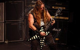Zakk Wylde during Bass Player Live 2014